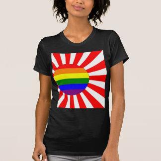 Japanese GLBT Pride Tee Shirt