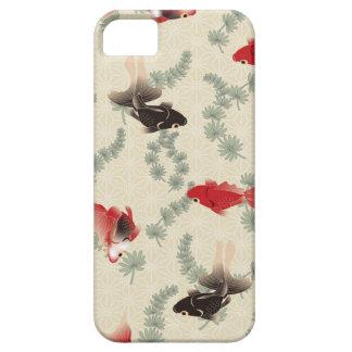 Japanese Goldfish iPhone 5 Cases