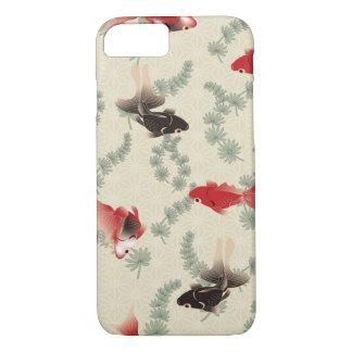 Japanese Goldfish iPhone 7 Case