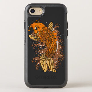 Japanese Goldfish Koi OtterBox Symmetry iPhone 8/7 Case