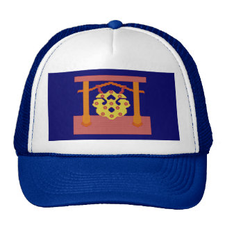 Japanese Gong Crest Hat