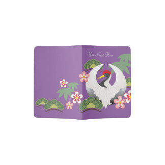 Japanese Good Luck Symbols Cool Elegant Purple