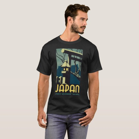 Japanese Government Railways T-Shirt