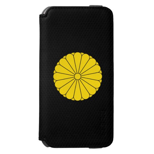 Japanese imperial seal incipio watson™ iPhone 6 wallet