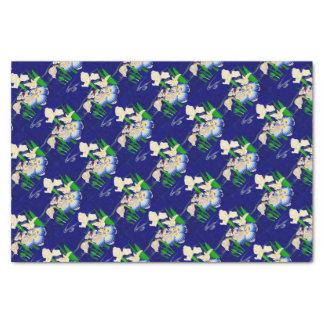 Japanese Irises Tissue Paper