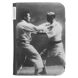 Japanese Judoka Jigoro Kano Kyuzo Mifue Judo Kindle Cover