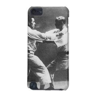 Japanese Judoka Jigoro Kano Kyuzo Mifue Judo iPod Touch (5th Generation) Cover