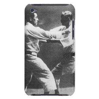 Japanese Judoka Jigoro Kano Kyuzo Mifue Judo iPod Touch Cases
