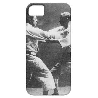 Japanese Judoka Jigoro Kano Kyuzo Mifue Judo iPhone 5 Cover
