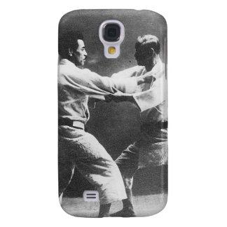 Japanese Judoka Jigoro Kano Kyuzo Mifue Judo Galaxy S4 Case