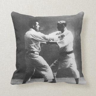 Japanese Judoka Jigoro Kano Kyuzo Mifue Judo Cushions