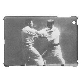 Japanese Judoka Jigoro Kano Kyuzo Mifue Judo iPad Mini Case