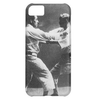Japanese Judoka Jigoro Kano Kyuzo Mifue Judo iPhone 5C Case