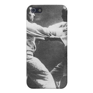 Japanese Judoka Jigoro Kano Kyuzo Mifue Judo Cases For iPhone 5