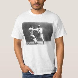 Japanese Judoka Jigoro Kano Kyuzo Mifue Judo Shirt