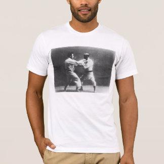 Japanese Judoka Jigoro Kano Kyuzo Mifue Judo T-Shirt