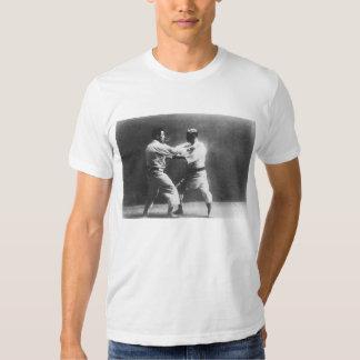 Japanese Judoka Jigoro Kano Kyuzo Mifue Judo T Shirts