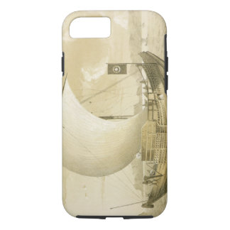 Japanese Junk, pub. by Sarony & Co., c.1856 (litho iPhone 8/7 Case