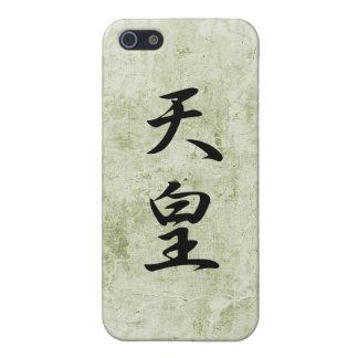 Japanese Kanji for Emperor - Tennou Case For The iPhone 5