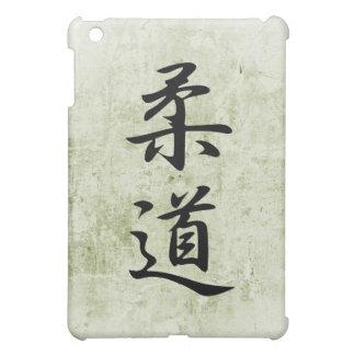 Japanese Kanji for Judo - Juudou iPad Mini Cases