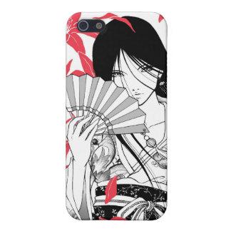 Japanese Kimono Geisha Anime Asian iPhone 5/5S Cover