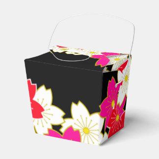 Japanese Kimono pattern Gift bag SAKURA Favour Boxes