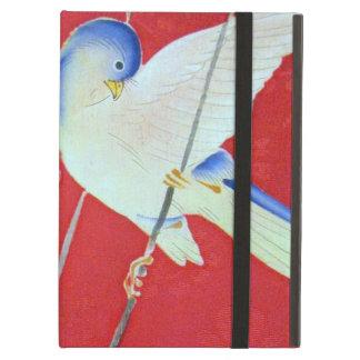 Japanese KIMONO Textile, Bluebird Case For iPad Air