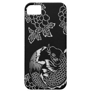 Japanese Koi(Carp) Tattoo iPhone 5 Cases