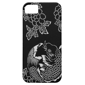 Japanese Koi(Carp) Tattoo iPhone 5 Cover