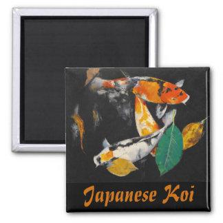 Japanese Koi Magnet Fridge Magnets