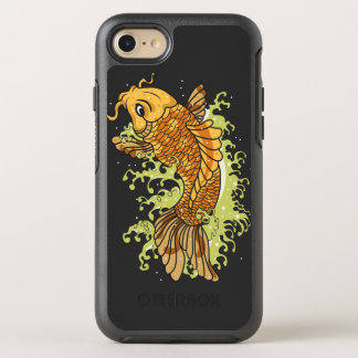 Japanese Koi OtterBox Symmetry iPhone 8/7 Case