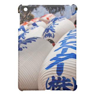 Japanese Lanterns iPad Mini Case