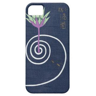 Japanese Lotus iPhone 5 Case