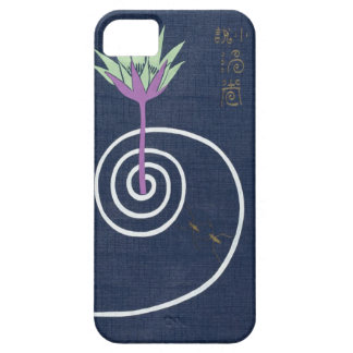 Japanese Lotus iPhone 5 Cases