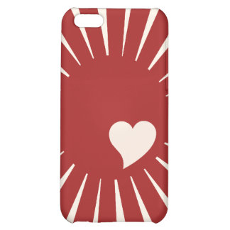 Japanese Love Heart iPhone 5C Covers