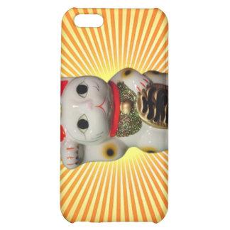 Japanese Lucky Cat MANEKI NEKO iPhone case iPhone 5C Covers