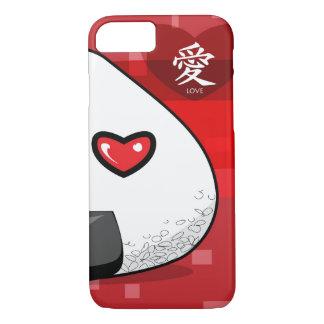 Japanese Manga Mascot iPhone 7 Case