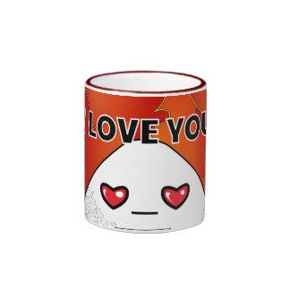Japanese Manga Mascot Coffee Mugs