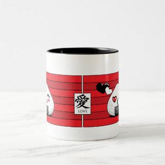 Japanese Manga Mascot Mugs