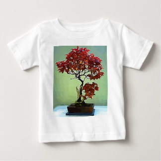 Japanese Maple Baby T-Shirt