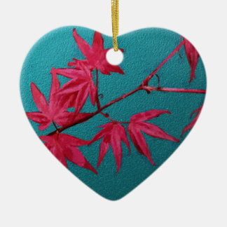 Japanese Maple Christmas Ornament