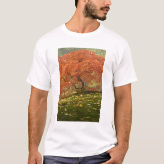 Japanese maple in fall color 3 T-Shirt