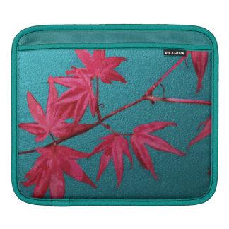 Japanese Maple iPad Sleeve