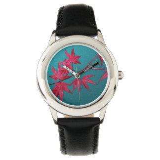 Japanese Maple Watch