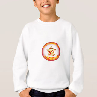 Japanese Marxist Freedom Logo Kids Sweatshirt