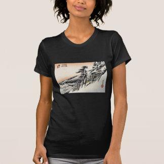 Japanese men and Snowscape no.1 T-Shirt