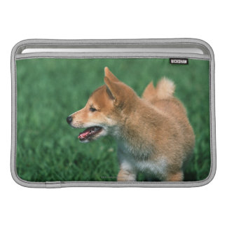 Japanese Midget Shiba MacBook Air Sleeve
