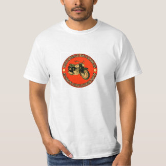 Japanese Motorcycle's Born of the Rising Sun T-Shirt