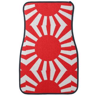 Japanese Navy Flag Car Mat