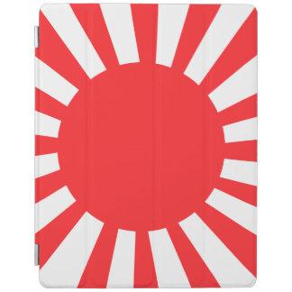 Japanese Navy Flag iPad Cover